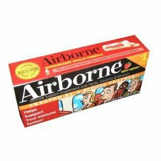 Airborne Effervescent Health Formula Very Berry - 2/18 Tablet Tubes by Airborne. $22.21. For immune support.. Get the vitamins, minerals and herbs of our original formula with a bubbly burst of berry taste. Airborne is the #1 selling immune-support supplement in your pharmacy.. Save 33% Off!
