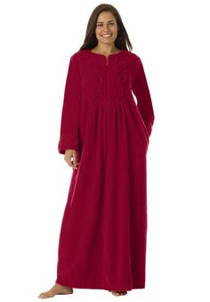 6a8e13d9deb4b Only Necessities Women s Plus Size Petite Long Chenille Robe -- Startling  review available here