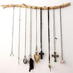 Jewellery Display Ideas #creative #display
