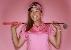 The Pink Panther - Paula Creamer #golf #golfbabes #HoleinOneMY