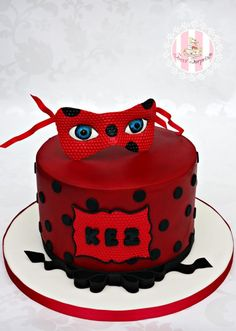 Miraculous Ladybug - Cake by Sweet Surprizes