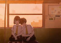 drawings of friends Cute Couple Drawings, Cute Couple Art, Cute Drawings, 2560x1440 Wallpaper, 8bit Art, Drawings Of Friends, Dibujos Cute, Anime Scenery, Manga Illustration