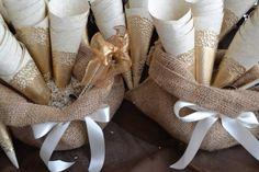 Τα γήινα χρώματα κυριαρχούν στον στολισμό του φθινοπωρινού γάμου, χωρίς όμως αυτό να είναι και κανόνας.