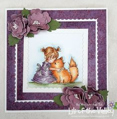 Scrapcards by Marlies I Card, Lily, Frame, Home Decor, Picture Frame, Decoration Home, Room Decor, Orchids, Frames