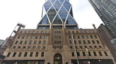 TimeOut features Hearst Tower on list of the 30 most beautiful NYC buildings