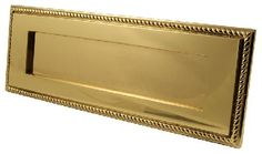 Prima Brass Georgian Letter Box 279x96mm At Door furniture direct we sell high quality products at great value including Brass Georgian Letter Plate 279x96mm in our Letter Box range. We also offer free delivery when you spend over GBP50. http://www.MightGet.com/january-2017-12/prima-brass-georgian-letter-box-279x96mm.asp