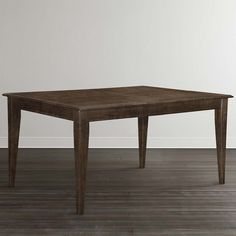 "54"" Square Gathering Table by Bassett Furniture"