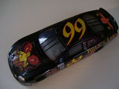 1998 Ford Taurus Jeff Burton car with Bruce Lee paint scheme.  Live now.