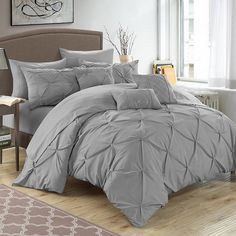 Chic Home Hannah 10-piece Bed in a Bag Set,