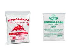 Apa Bedanya? Tepung Sagu vs Tepung Tapioka dan Kegunaannya Baking Soda Baking Powder, Cooking Ingredients, Nutrition Tips, Food And Drink, Drinks, Drinking, Beverages, Drink, Beverage