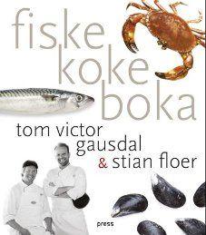 Image for Fiskekokeboka from Norli Toms, Poster, Image, Billboard