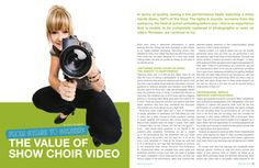 From Stage to Screen: The Value of Show Choir Video - Productions Magazine