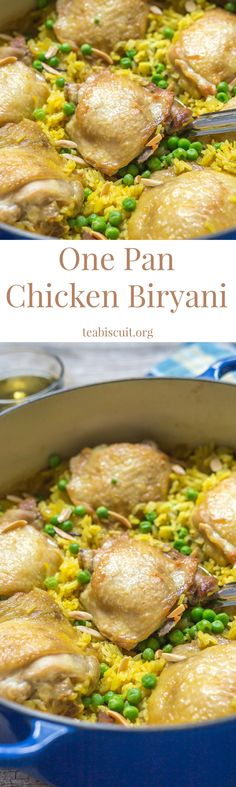 An easy version of a classic Indian dish, made in ONE POT in 30 MINUTES! perfect for a weeknight family dinner!