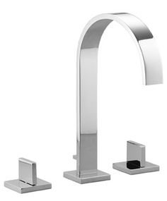 Check out the deal on Dornbracht - Three-Hole Lavatory Mixer With Individual Flanges at Plumbtile
