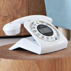 """Schnurlostelefon """"Sixty Everywhere"""" von GRUNDIG / telefon """"Sixty Everywhere"""" by GRUNDIG  #impressionen"""