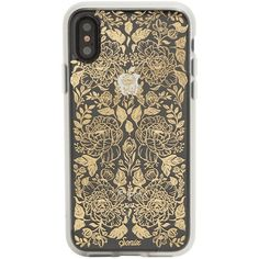 Women's Sonix Secret Garden Print Iphone X Case ($45) ❤ liked on Polyvore featuring accessories, tech accessories, floral iphone case, iphone cover case, flower iphone case, apple iphone case and iphone cases