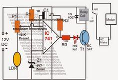 5MM LED Simple Simple Flash Kit Circuito DIY luz de flash BC