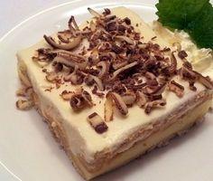 Nepečený krémový dort - Recepty na každý den