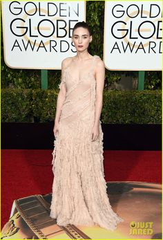 Rooney Mara Rocks Fierce Braid at Golden Globes 2016!: Photo #3548662. Rooney Mara shows off her fierce braided hairstyle while hitting the red carpet at the 2016 Golden Globe Awards held at the Beverly Hilton Hotel on Sunday (January…