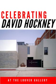 Celebrating David Hockney
