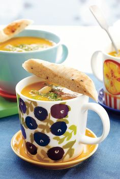 Indian Root Vegetable Soup