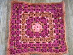 Ravelry: Project Gallery for Square 15 pattern by Jean Leinhauser