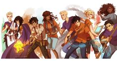 Who is your Percy Jackson Soulmate? I got Percy Jackson