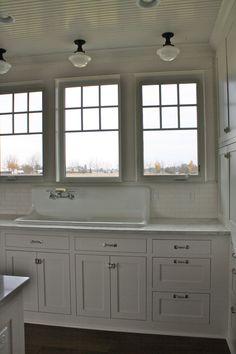 huge sink!