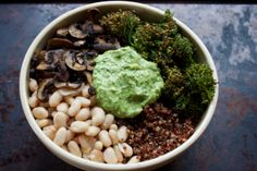 Feed South Africa + White Bean Broccolini Quinoa Bowl - The Sunday Table