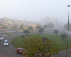FOTONOTICIA - Badajoz amanece con espesas nieblas http://extremadura7dias.com/lector.php?id_articulo=13939…