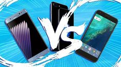 "Battle of the phablets: Google Pixel XL vs. iPhone 7 Plus vs. Galaxy Note 7 Read more Technology News Here --> http://digitaltechnologynews.com  Whoops! Thanks to a tell-all leak we know just about all the details for Google's Pixel and Pixel XL Android phones it'll announce in San Francisco on Tuesday.  The rumors largely confirm previous reports and suggest the Nexus lineup could be dead.  SEE ALSO: Google's big hardware event: What to expect  The Pixel will come with a more ""normal""…"
