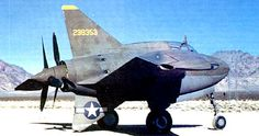 "www.warbirdsresourcegroup.org - U.S.A.A.F. Resource Center - Northrop XP-56 ""Black Bullet"""