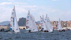 ESPAÑA: Santander 2014 ISAF Sailing World Championships.