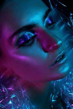 #makeup by Anna Bartoschek  / Photo by Gesche A. Ringer