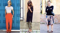 Spotted: Birkenstock makes a Fashion return