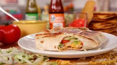 Get the Dish: Taco Bell's Crunchwrap Supreme: When it comes to ridiculously amazing fast-food hybrids, Taco Bell is a top contender.