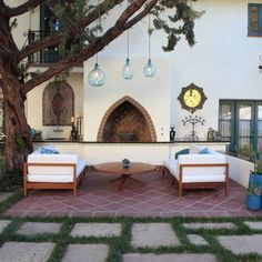 Mediterranean Home Design, Pictures, Remodel, Decor and Ideas - page 9    Courtyard ideas