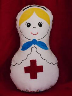 nurse matrioshka