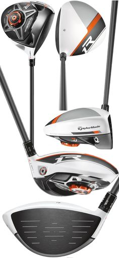 Taylormade R1 - my driver, hit it very well.