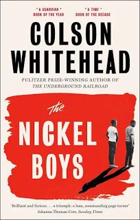 """Let's read: Whitehead, Colson """"The Nickel Boys"""" Book Club Books, The Book, Books To Read, Reform School, Page Turner, Still Love You, Historical Fiction, Fiction Books, Nonfiction"""