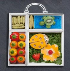 Create a fun school lunch and win $1000 from Harvest Snaps!: @harvestsnaps is giving one person a $1000 back to school shopping spree with lunchspiration. The more dream lunches you make the more chances you'll have to win!