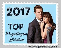 📚 Na despedida de 2017, a versão basiquinha do aguardado Top Piriguetagem Literária!!! 💙 #instabooks #listas #LiteraturadeMulherzinha #Ciao2017 😘