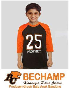 Kaos Anak Muslim BECHAMP: PAKET GROSIR BECHAMP,Kaos Anak Muslim