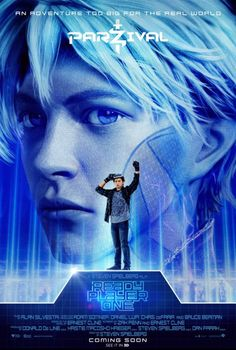 VR is really cool and so is Ready Player One. You can get VR for by clicking on the pic. Wade Watts (PARZIVAL) is played by Tye Sheridan in the movie, Ready Player One. Ready Player One Characters, Parzival Ready Player One, Simon Pegg, Monty Python, Film Science Fiction, Requiem For A Dream, Motion Poster, Kino Film, Wreck It Ralph