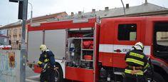 V hotelu Golden Fish v Plzni hořelo, požár větší škody naštěstí nenapáchal