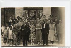 MONTECATINI TERME-TORRETTA-CARTOLINA FOTOGRAFICA DEL 1931-FORMATO PICCOLO