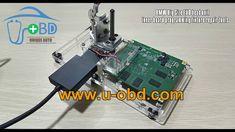 BMW EVO Head unit repair tools inner board eMMC chip programming fixture