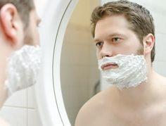 Tipps gegen Rasierpickel - Rasierschaum