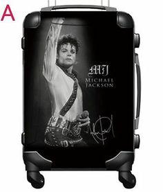 MICHAEL JACKSON official goods MJ carry case