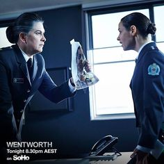 Secrets come back to haunt us all. Will Joan's be the end of her? ‪#‎Wentworth‬ continues tonight with episode 11 at 8.30pm AEST on SoHo!